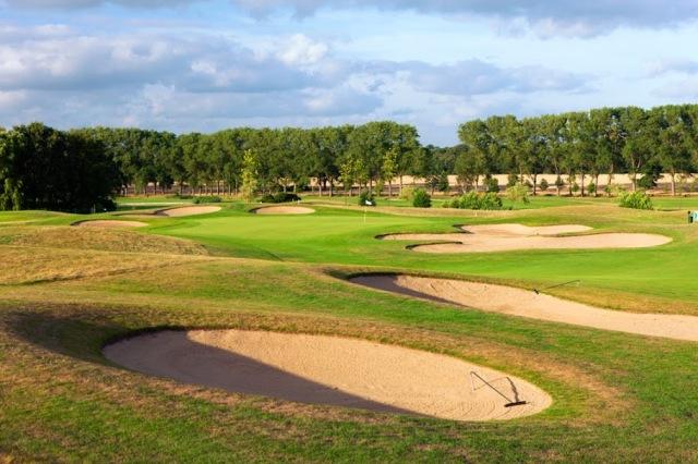 Loch 15 - Golf Gut Glinde